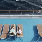 On Board Aktivitäten an Seetagen