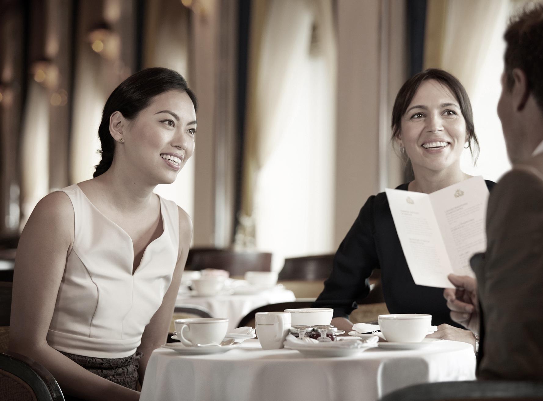 Gleiche Rechte: Bei Cunard Line ist jeder Gast willkommen und es werde sogar exklusive Veranstaltungen für LGBTQs angeboten.