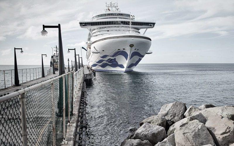 Caribbean Princess sticht mit neuen Highlights wieder in See