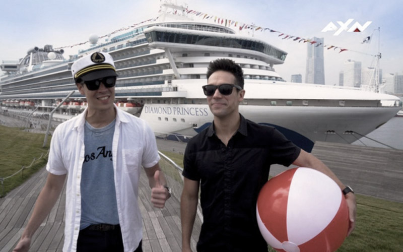 Asia's Got Talent – Geballte Kreativität mit Princess Cruises
