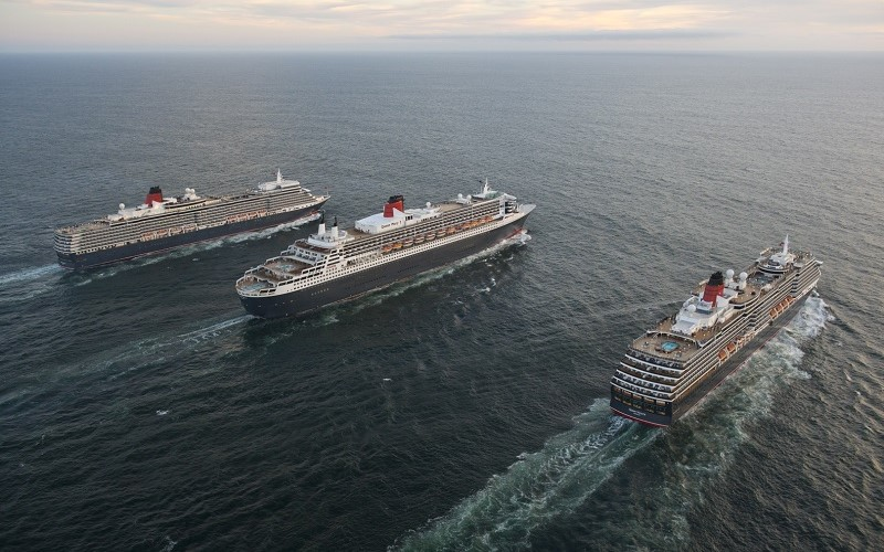 Cunard Kreuzfahrtschiffe