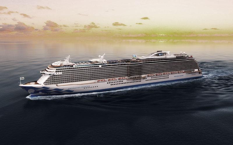 Deutschsprachiger Service wird auf Princess Cruises Schiffen weiter ausgebaut