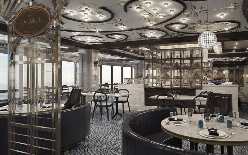 Sterne-Küche auf hoher See: Emmanuel Renaut eröffnet Restaurant