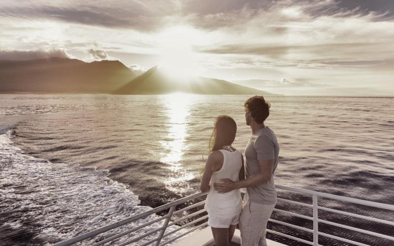 Kreuzfahrttyp Genießer - Einfach mal auf See entspannen