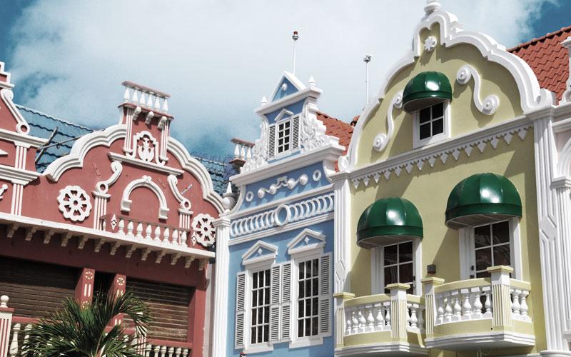 Im Karibik Quiz stellt Aruba eine der schönsten Inseln der Südkaribik