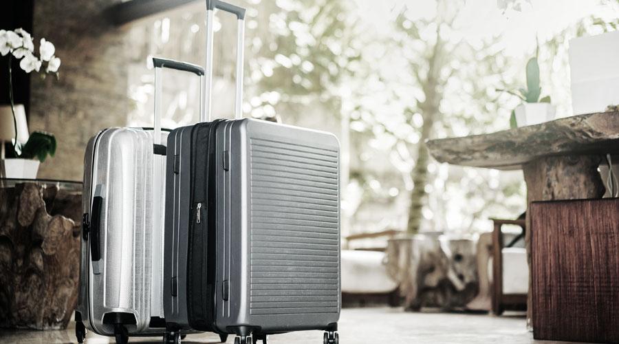 Einer der besten Kreuzfahrt Tipps: Nicht alle wichtigen Dinge in den Koffern verstauen!