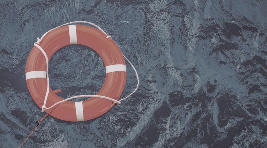 Sicherheit auf Kreuzfahrtschiff