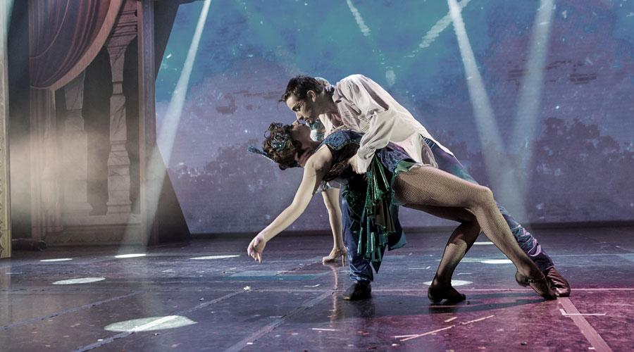 Magische Show mit Musik- und Tanzeinlagen: Magic To Do