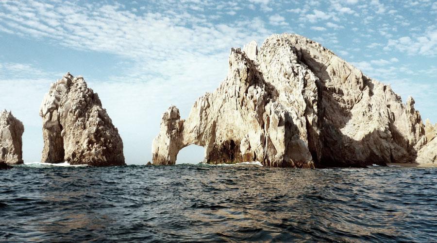 Die mexikanische Riviera beherbergt auch El Arco, eine berühmte Felsformation bei Cabo San Lucas
