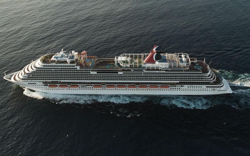 Carnival Vista der Carnival Cruise Line