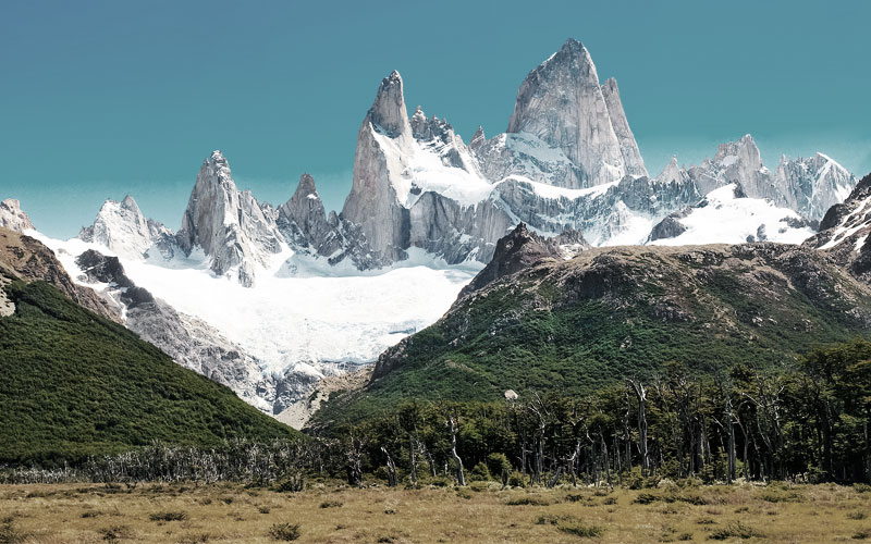 Eine Südamerika Kreuzfahrt ohne die Gletscher Patagoniens ist nur halb genossen