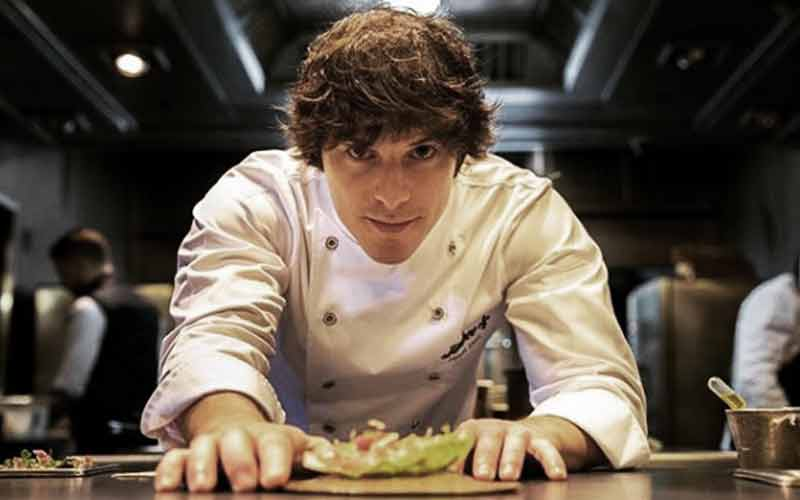 Drei-Sterne-Koch Jordi Cruz bringt das Gastrolab zu Pullmantur Cruises