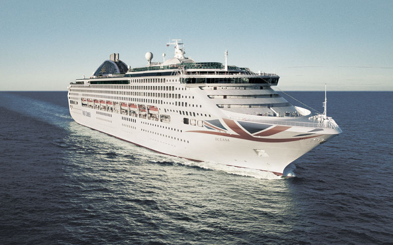 Fly & Cruise: Kreuzfahrt mit Flug leichtgemacht bei P&O Cruises