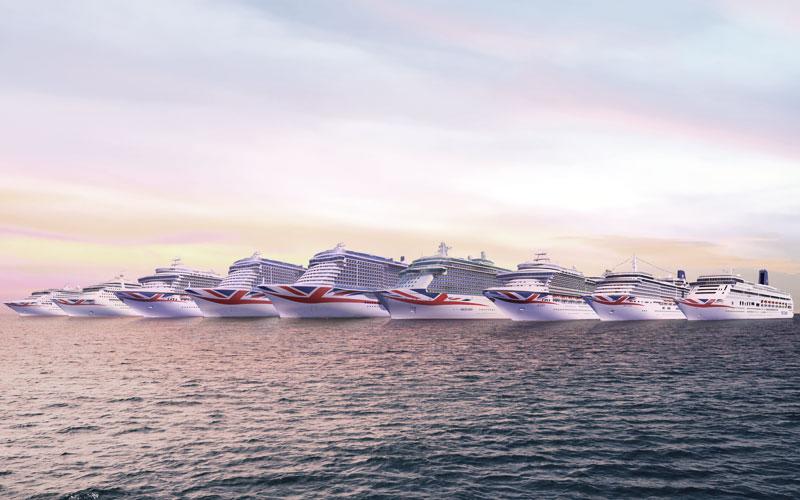P&O Cruises: So entstand die älteste Kreuzfahrt-Linie der Welt