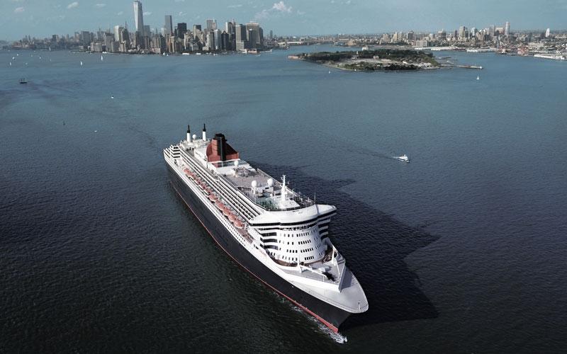 Kampf ums blaue Band: So spannend ist die Geschichte der Cunard Line