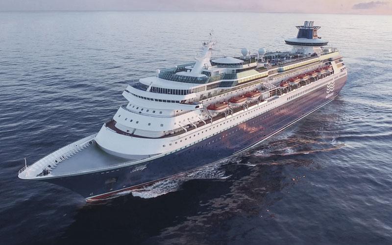 Die Sovereign von Pullmantur Cruises