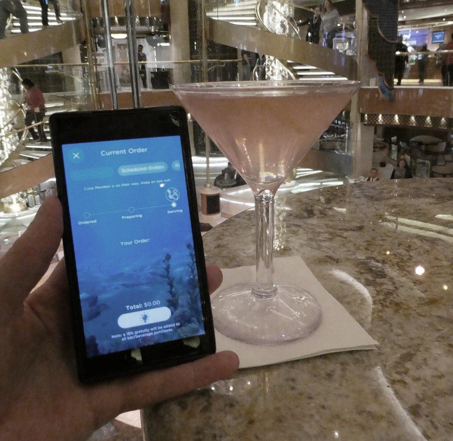 Klassische Kreuzfahrt trifft moderne Technik