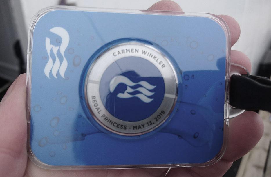 Princess Cruises setzt mit dem Ocean Medallion auf moderne Technik. Cruisediary.de hatte Gelegenheit, dies sechs Tage auf der Regal Princess auszuprobieren.