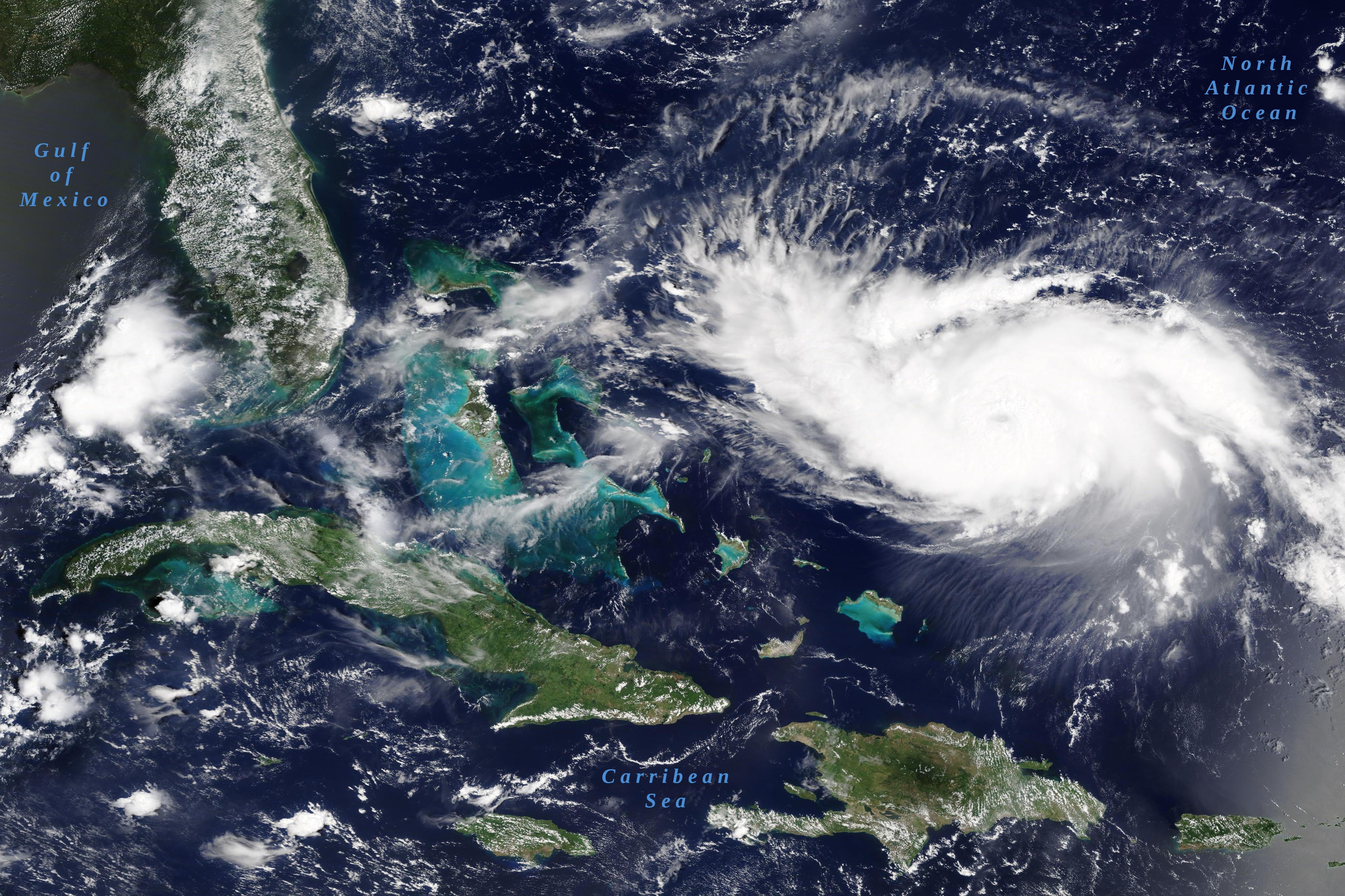 Nach Dorian: Carnival Cruise Line startet Hurrikan Hilfslieferungen