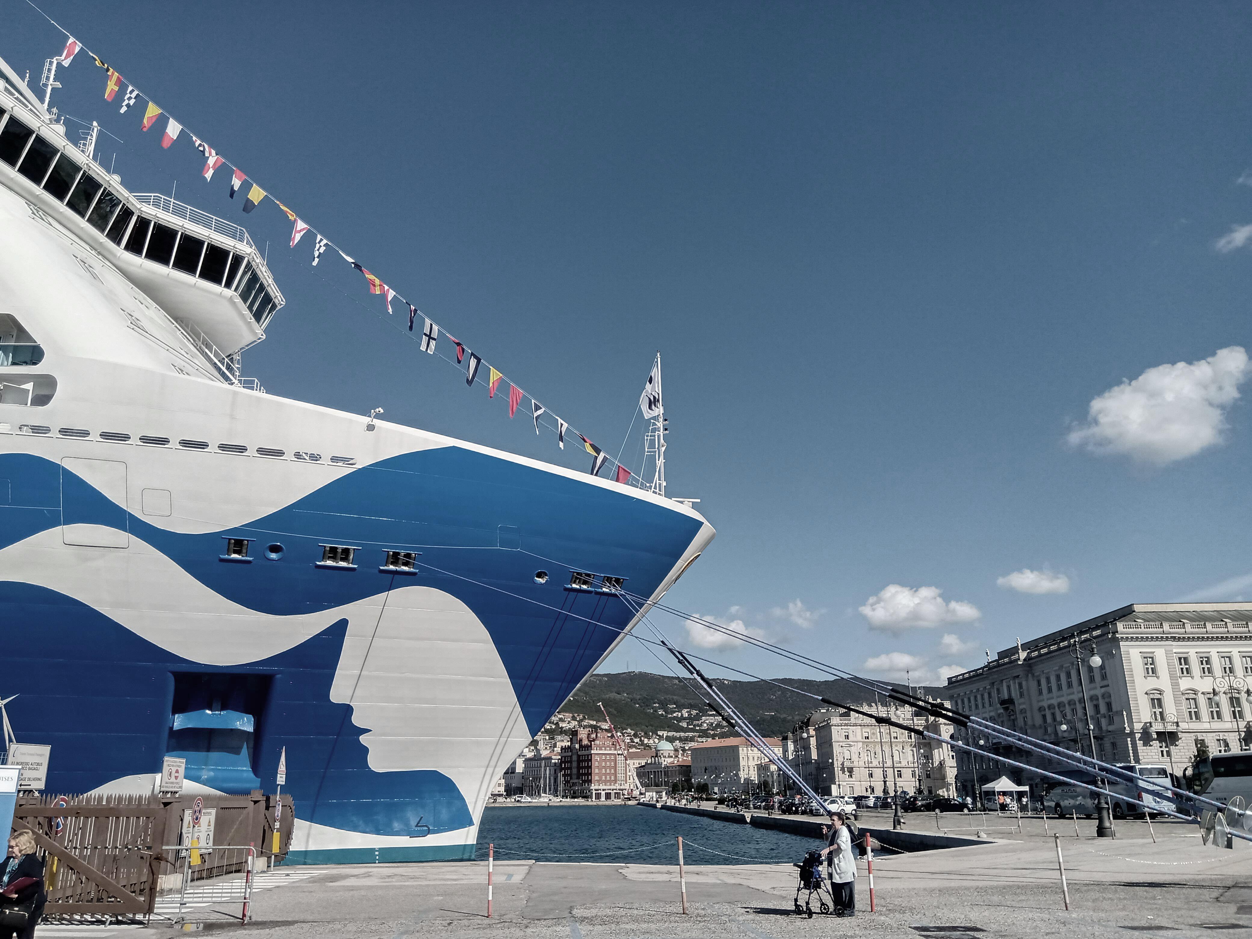 Auf Jungfernfahrt mit der Sky Princess – Testbericht über das neueste Kreuzfahrtschiff von Princess Cruises
