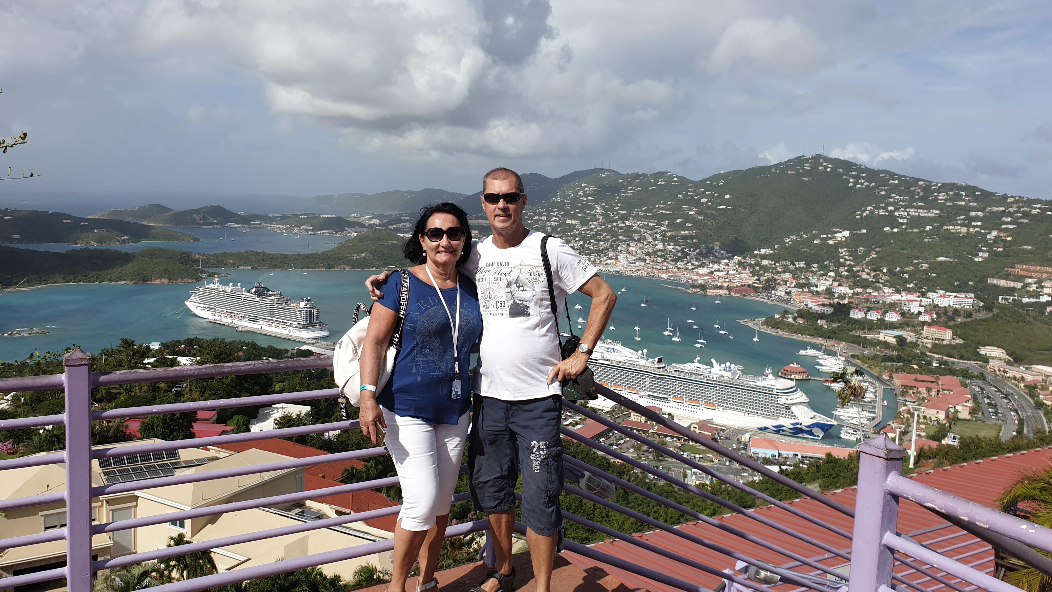 Mit der Sky-Princess in die Karibik - Erfahrungsbericht